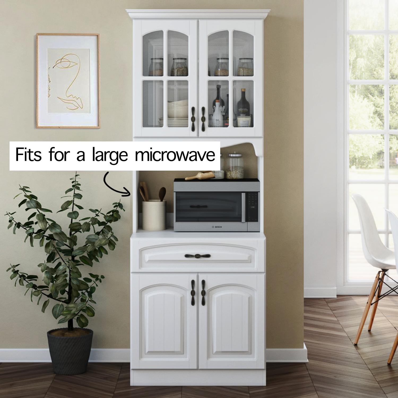Kitchen Storage Cabinet - Kitchen Cabinet with Storage ...